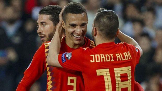 """Rodrigo: """"Ha sido un gol especial para mí"""""""