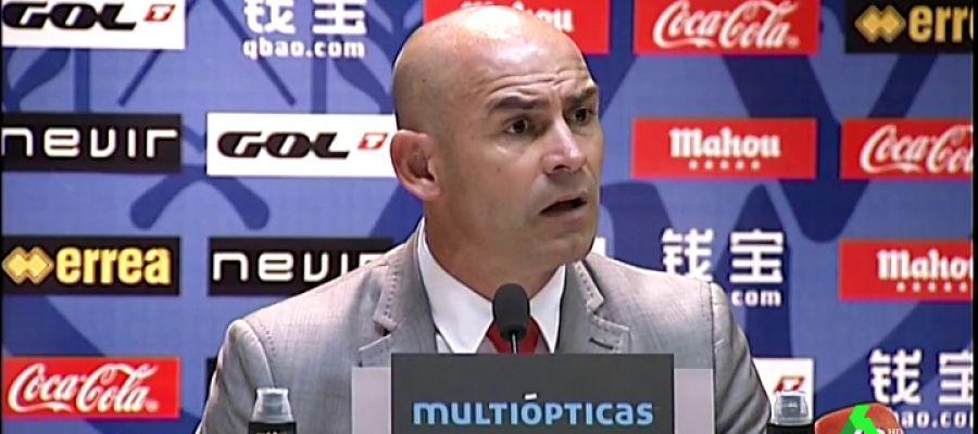 Del 'si fuera presidente echaría al entrenador' al '¿Zidane tiene el título?': las mejores frases de Paco Jémez