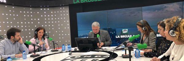 VÍDEO completo del debate sobre Educación en La Brújula con Juan Ramón Lucas