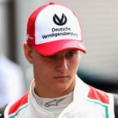 Mick Schumacher, hijo del legendario Michael Schumacher