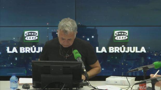 """La reflexión de Lucas: """"Hoy en La Brújula hablamos de Educación y de alguna ocurrencia insólita en campaña"""""""