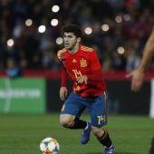 El jugador Carles Aleña.
