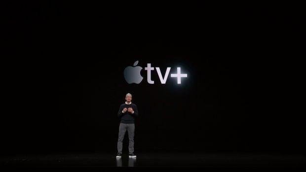 Apple competirá con Netflix y HBO y lanza su propia plataforma de series y películas