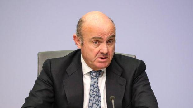 De Guindos dice que Bankia era el caso más problemático de la banca española