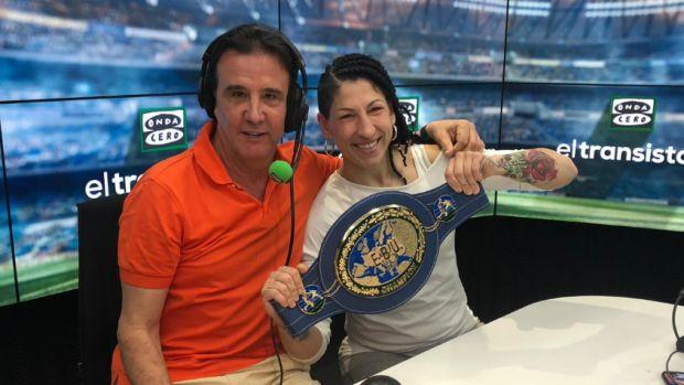 """Miriam Gutiérrez, boxeadora que sufrió violencia doméstica: """"Si volviera a suceder no me defendería boxeando"""""""