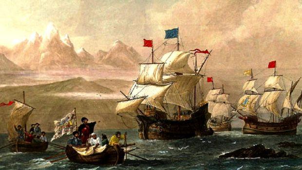 Capítulo 24: La expedición de Magallanes-Elcano