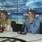 Así son Sergio Galán y Lidia Rodríguez, campeones de Europa de kárate y pareja que suman 50 medallas en categoría absoluta