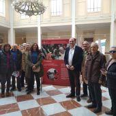 El Antiguo Casino de Ciudad Real acoge la exposición de Cáritas