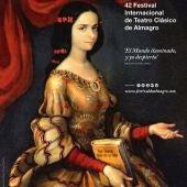 Cartel anunciador de la 42ª edición del Festival de Teatro de Almagro