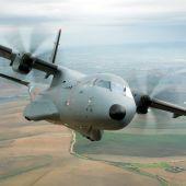 El avión pertenece al Ala 35 de la base de Getafe / @EjercitoAire