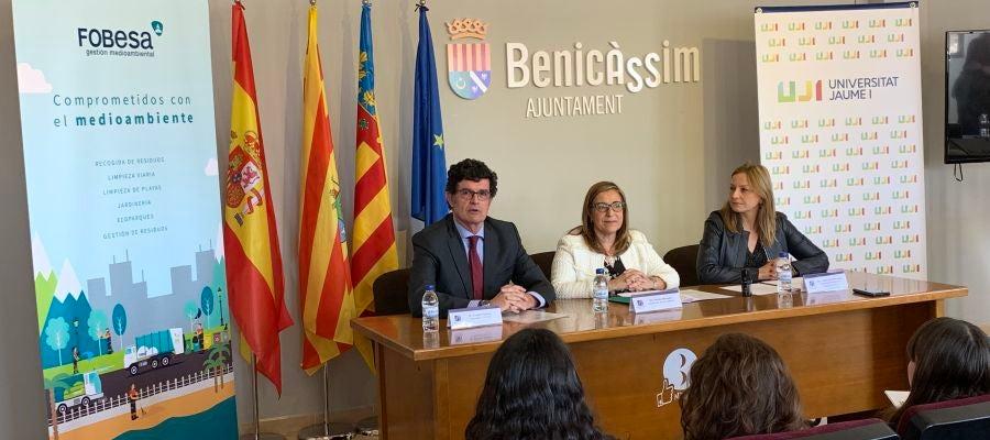 FOBESA y la UJI entregan 25 becas al alumnado residente en Benicàssim