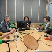 Tertulia Onda Cero Málaga con candidatos al Congreso