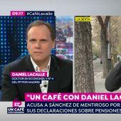El economista Daniel Lacalle.