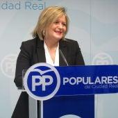 Aurora Galisteo, portavoz de la candidatura de Cañizares a la Alcaldía de Ciudad Real