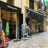 Comercios del centro de Palma