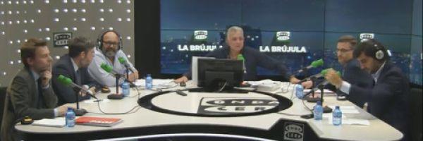 VÍDEO completo del debate sobre Economía en La Brújula con Juan Ramón Lucas