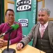 Eduardo Tocino y Jesús Riol