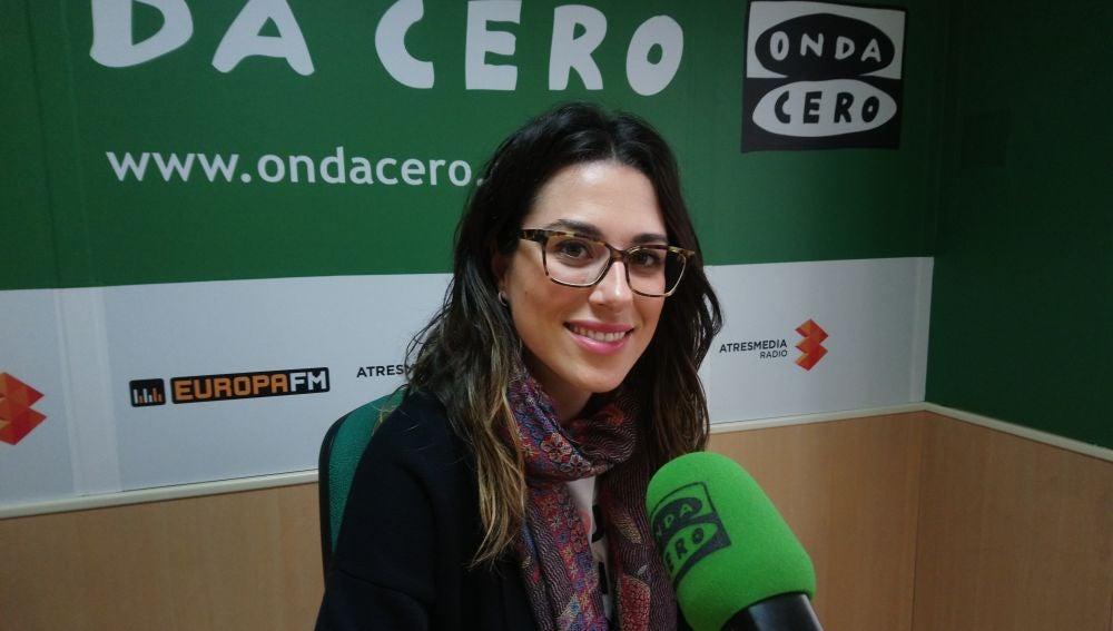 La diputada de Compromís por Alicante en Les Corts, Aitana Mas