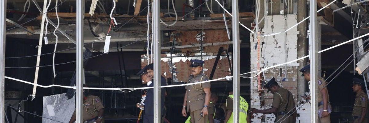 """El Gobierno de Sri Lanka cree que los atentados fueron perpetrados con ayuda de una """"red internacional"""""""