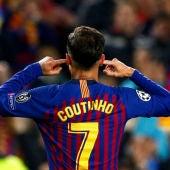 """laSexta Deportes (21-04-19) Coutinho: """"Me tapo los oídos para mantener el foco en el partido y que no me afecte nada"""""""
