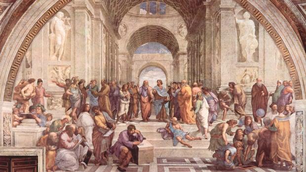 Biblioterapia: Qué nos pueden enseñar los antiguos griegos sobre sobrevivir