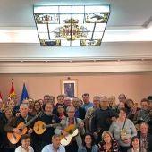 Canarios en Segovia