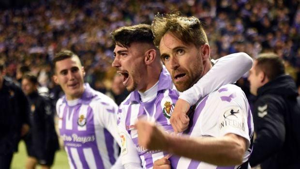Goles del Valladolid 1 - 0 Alavés: Tres puntos que se quedan en casa gracias a un gol en el 88