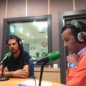 Alberto Rodríguez, candidato de Unidas Podemos al Congreso de los Diputados por Santa Cruz de Tenerife.