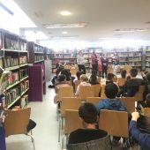 Día del Libro en la Biblioteca Provincial
