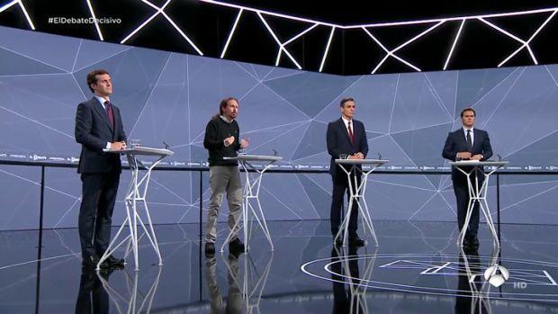 La postura de los cuatro candidatos con el aborto y la eutanasia