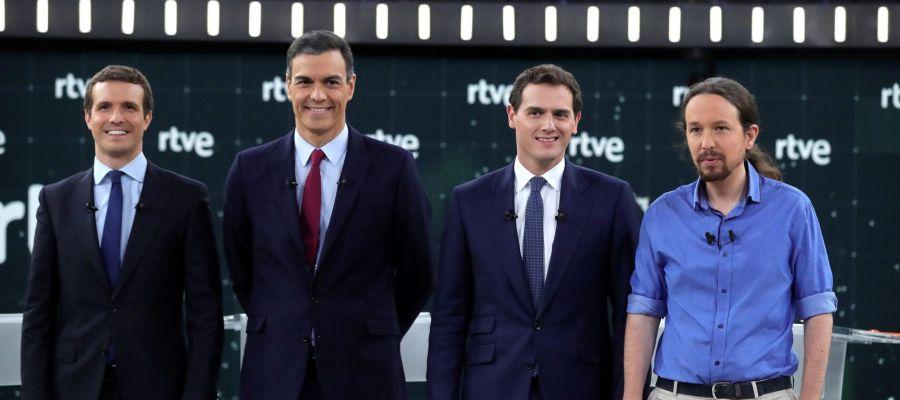 Debate celebrado en TVE