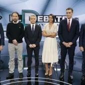 Noticias de la Mañana (24-04-19) Atresmedia vuelve a hacer historia con el debate más visto de la campaña electoral reuniendo a 9.477.000 espectadores y un 48,7% de cuota