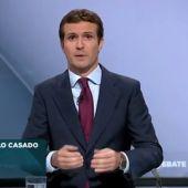 """Pablo Casado: """"Si quiere un cambio de verdad en España  el único valor seguro es el PP """""""