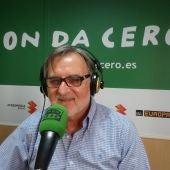 Vicent Sansano, candidato al Senado por Compromís.