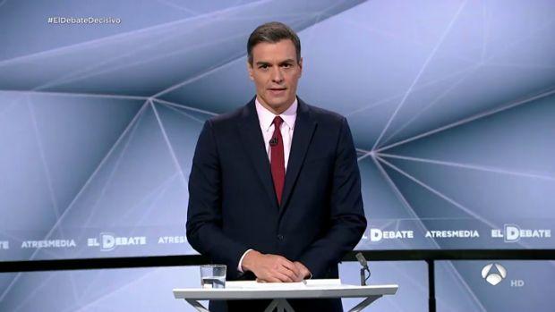 """Pedro Sánchez: """"Hagamos el 28 de abril una moción de censura a la corrupción, desigualdad y confrontación política"""""""