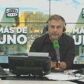 VÍDEO del monólogo de Carlos Alsina en Más de uno 24/04/2019