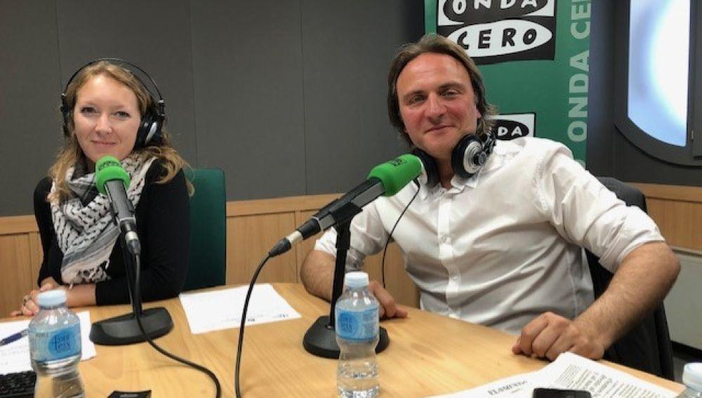 El candidato de Proposta per les Illes -El Pi- al Congreso de los Diputados, Joan Miralles, en Onda Cero Mallorca.