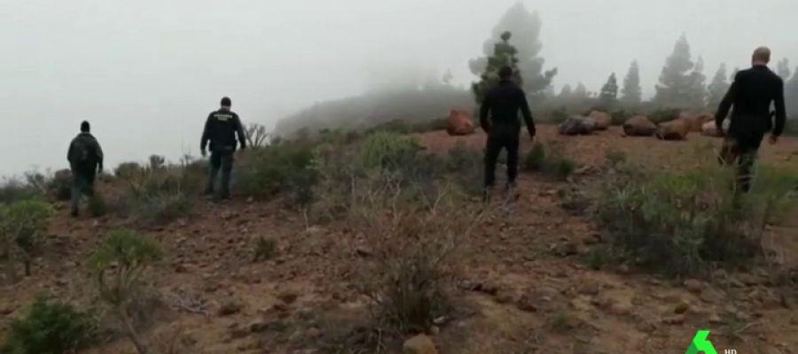 El hijo del detenido por la desaparición de su mujer y su otro hijo en Tenerife asegura que había mucha sangre cuando huyó
