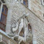 San Jorge en Botines de León