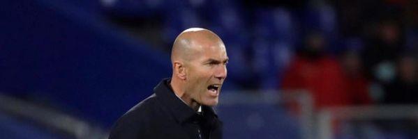 """Zidane: """"A Brahim le gusta jugar y a mi me gusta los que juegan"""""""