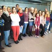 Participantes en la Lanzadera de Empleo de Ciudad Real