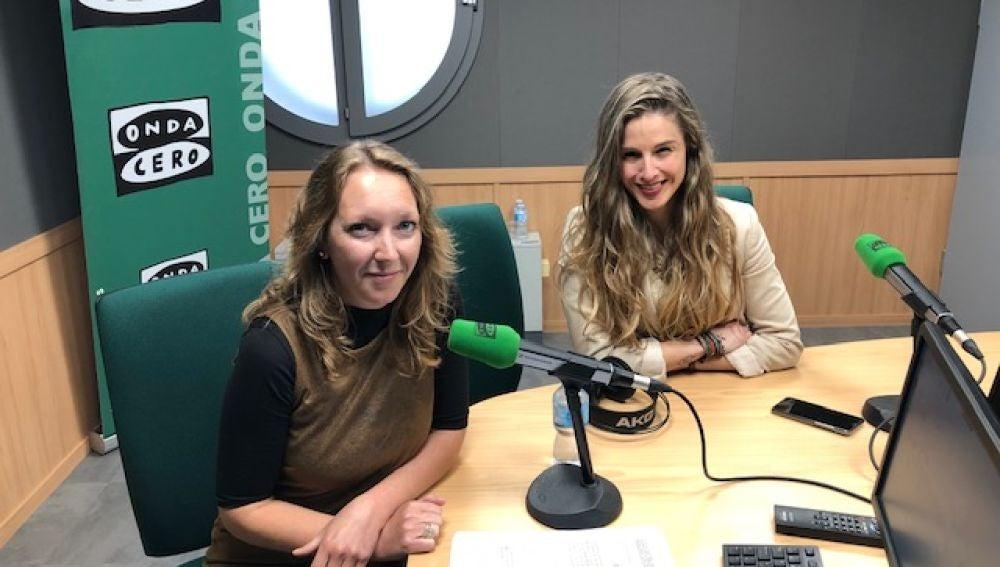 La candidata de Vox por Baleares al Congreso de los Diputados, Malena Contestí, en Onda Cero Mallorca.