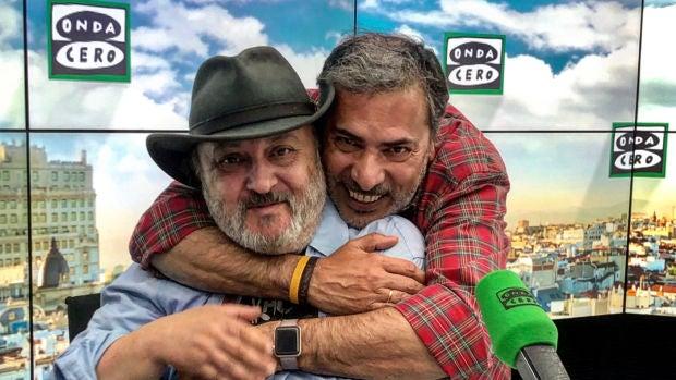 Onda Gourmet 1x01: Alberto Granados y el chef Sacha Hormaechea nos preparan un menú gastro-radiofónico inolvidable