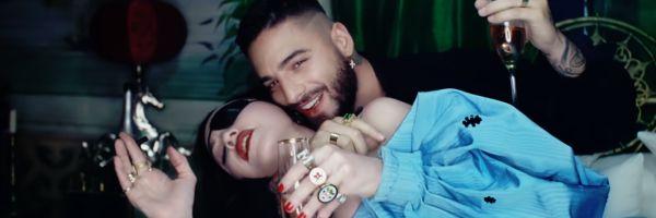Este es el vídeo de la nueva canción de Maluma y Madonna que arrasa en las redes sociales