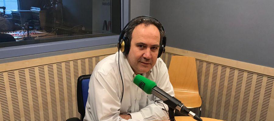 El jefe de Nacional de Onda Cero, Juan de Dios Colmenero