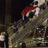 VÍDEO | La reina Letizia llega a Mozambique