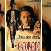 Cartel de la película 'El Gatopardo'