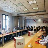 Comisión ejecutiva PSIB-PSOE