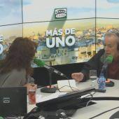 VÍDEO de la entrevista completa a José Luis Gómez en Más de uno