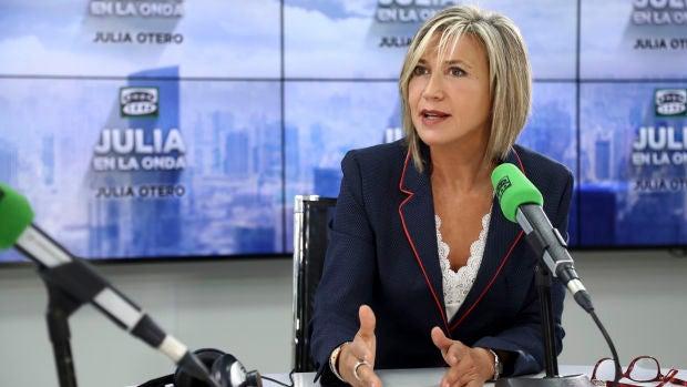 "Julia Otero: ""La ultraderecha parece tener un objetivo: las mujeres"""